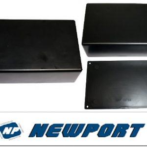 Caixa plastica 11325=PB119/3 186mm comprimento 107mm largura 31mm altura s/Aba