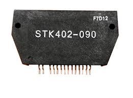STK402-090 STK402-090 AMPLIFICADOR DUPLO CANAL CLASSE AB
