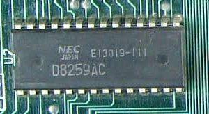 D8259AC PROGRAMMABLE INTERRUPT CONTROLLER