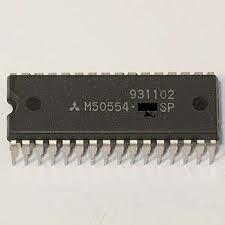 M50554-234SP PROCESSADOR DE TELEVISOR