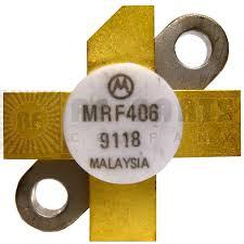 MRF406 TRANSISTOR