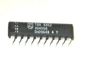 TDA4851 HORIZONTAL E VERTICAL DEFLECTION CONTROLLER FOR AUTOSYN